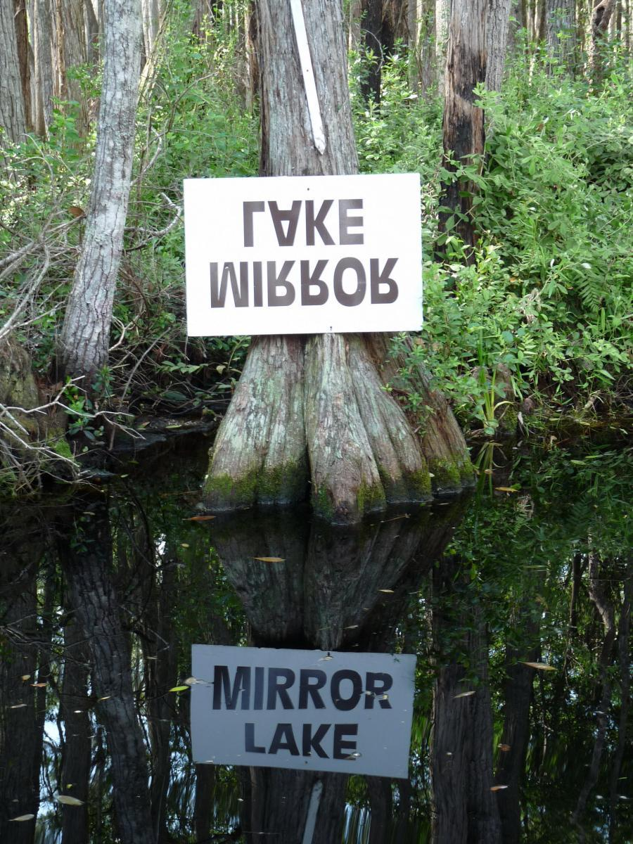 Mirror Lake, Louisiana