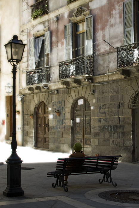 Shade, Cagliari, Sardinia, Italy