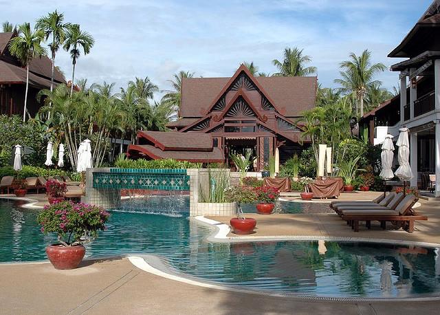 by _Zinni_ on Flickr.Amari Palm Reef Resort, Koh Samui, Thailand.