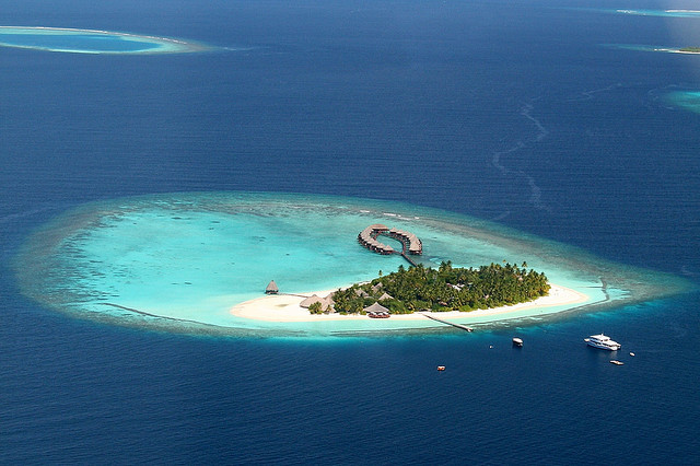 Welcome to Paradise, Angaga Island Resort, Maldives