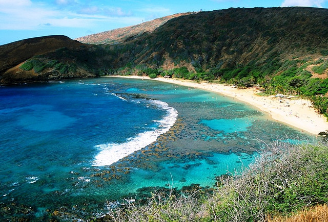 Hanauma Bay, Oahu, Hawaii, USA