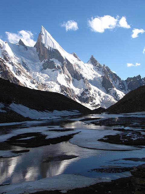 Trekkers paradise, Gondogoro La Trek in the Karakorams, Pakistan