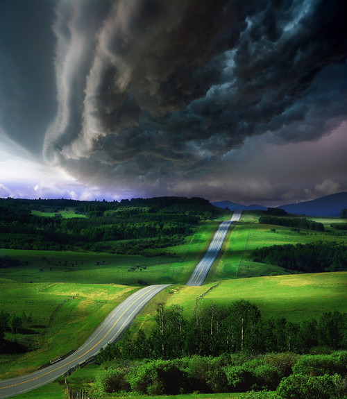 Impending Storm, Colorado