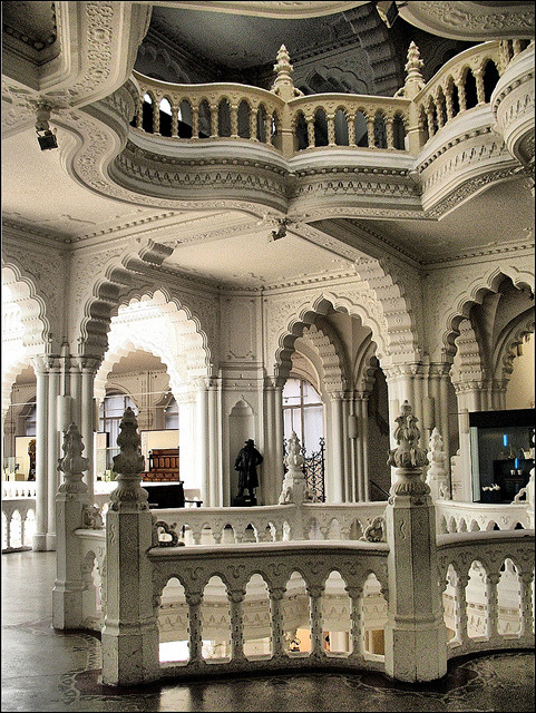 "Architecture inside The Museum of Applied Arts in Budapest, Hungary .]]>"" id=""IMAGE-m7lxpeCf8D1r6b8aao1_500″></noscript><img class="