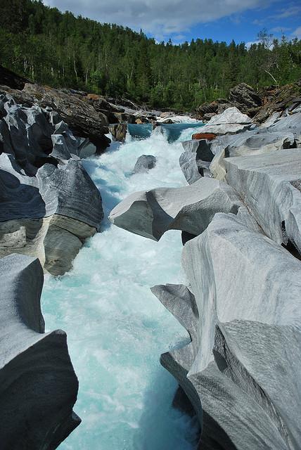 Marmorslottet  in Nordland, Norway