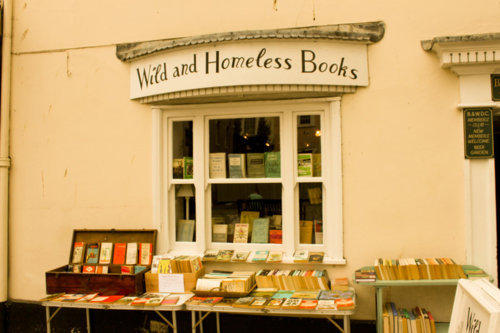 Book Store, Southern England