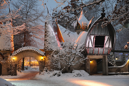 Fairy Tale Village, Efteling, The Netherlands