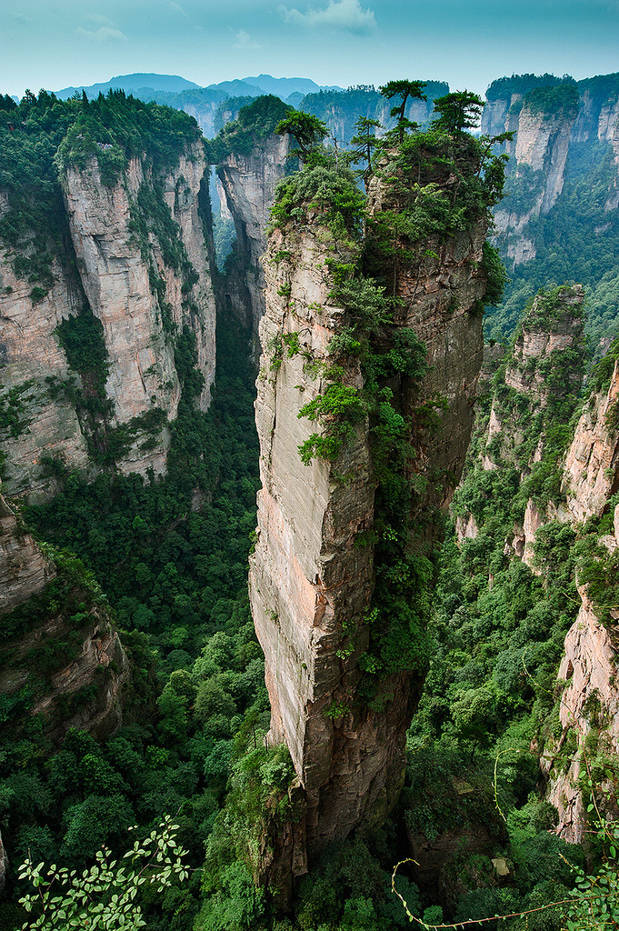 Split Pinnacle, Hunnan, China