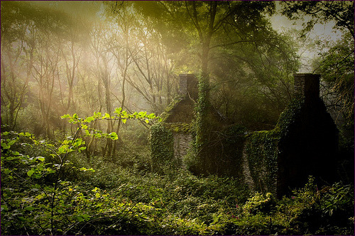 Ancient House, Brittany, France
