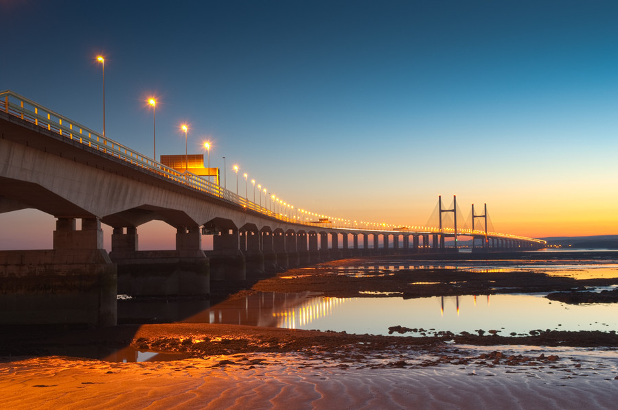 Severn Bridge, UK