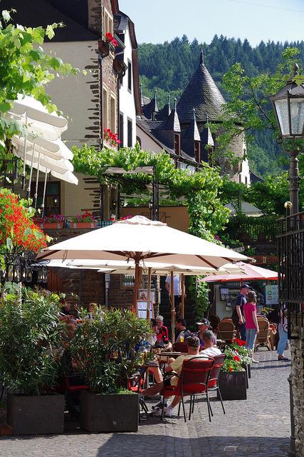 Die perle der Mosel, Beilstein, Germany