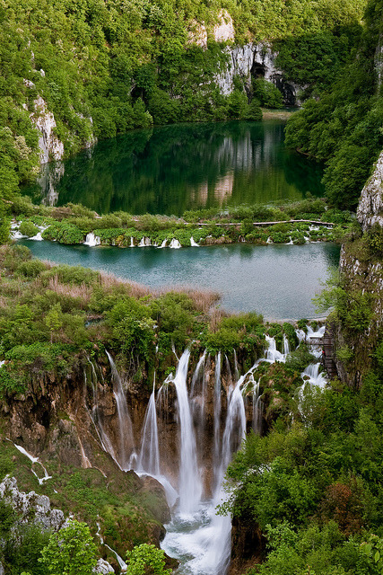 Water Land, Plitvice Lakes National Park / Croatia