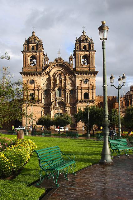 Plaza de Armas, Cusco / Peru