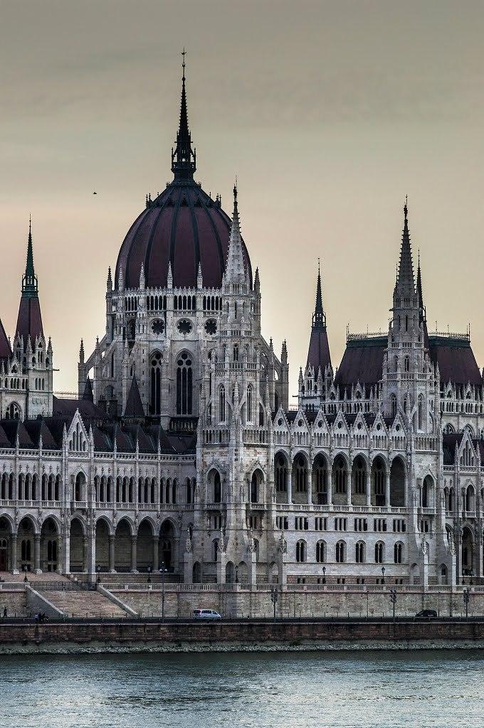 Parliament building, Budapest / Hungary