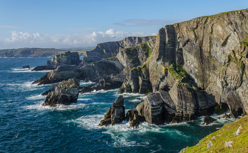 "wanderthewood:"" Mizen Head, Cork, Ireland by -Terrier-"""