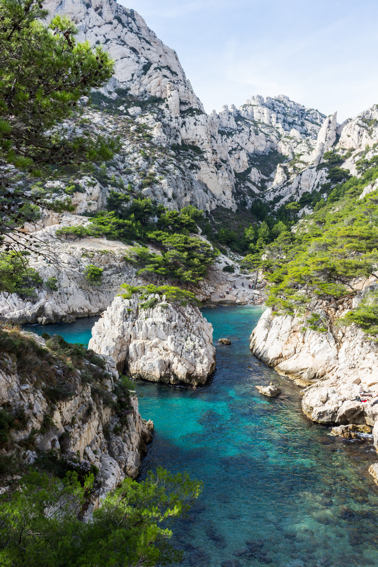 Les Calanques, Marseille / France
