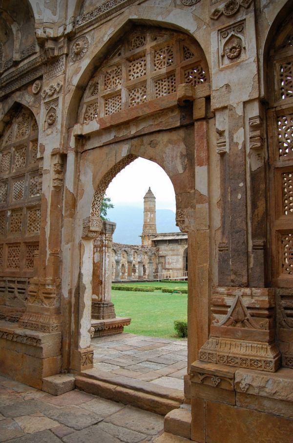 Jama Masjid, Champaner / India