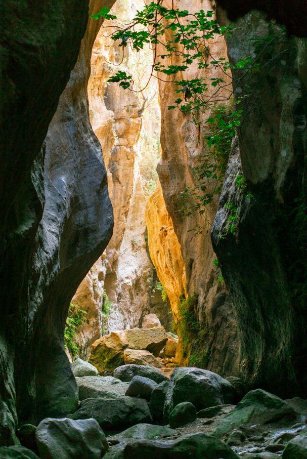 Avakas Gorge / Cyprus